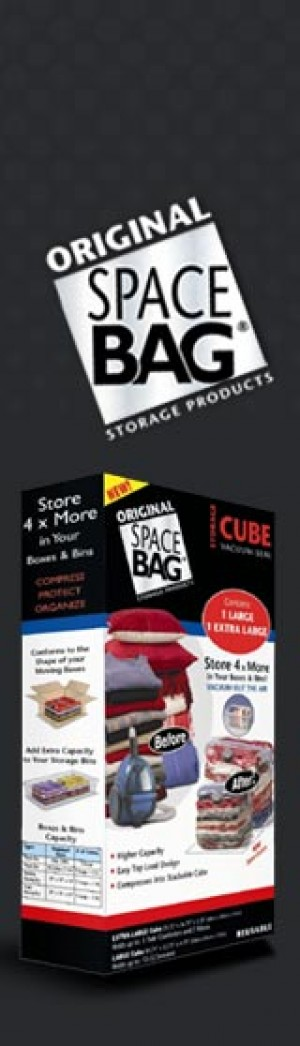 Original Space Bag Storage Products