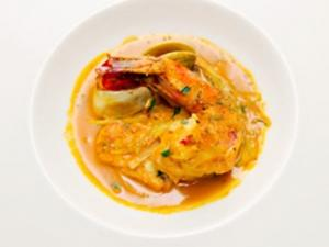 Recipe: Bouillabaisse in Fennel-Pernod Broth