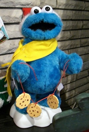Cookie Monster (Sesame Street Muppet)