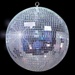 "12"" Disco Mirror Ball"